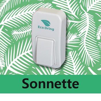 Sonnette EcoDring rendez-vous sans fil sans pile